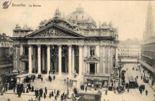 Brussels Stock Exchange, Brussels Tőzsde