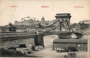 Budapest Chain Bridge, Budapest Lánchíd