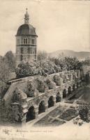 Graz, Schlossberg, Casematten und Liesl / castle hill