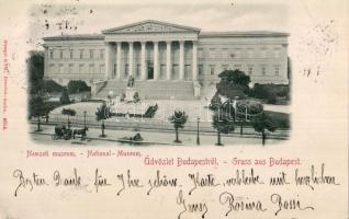Budapest VIII. Nemzeti Múzeum