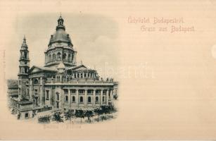 Budapest V. Bazilika