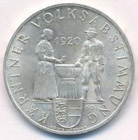 "1960. 25 Schilling""Kärntner Volksabstimmung"", 1960. 25Sch ""Karintiai népszavazás"""