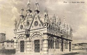 Pisa, Santa Maria della Spina / church