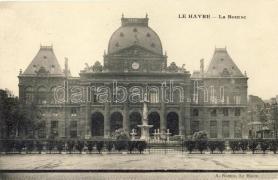 Le Havre, Le Bourse / v