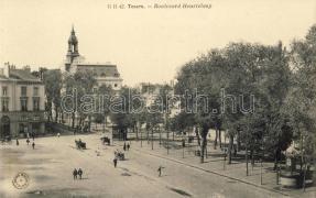 Tours, Boulevard Heurteloup
