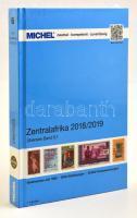 MICHEL Zentralafrika-Katalog 2018/2019 - Band 6.1, Michel Közép-Afrika katalógus 2018/2019 40. kiadás, MICHEL Zentralafrika-Katalog 2018/2019 - Band 6.1