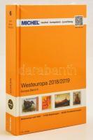MICHEL Westeuropa-Katalog 2018/2019 - Band 6, Michel Nyugat-Európa katalógus 2018/2019 103. kiadás, MICHEL Westeuropa-Katalog 2018/2019 - Band 6