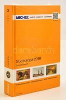 MICHEL Südeuropa-Katalog 2018 - Band 3, Michel Dél-Európa katalógus 2018/2019 103. kiadás, MICHEL Südeuropa-Katalog 2018 - Band 3