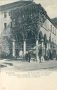 Heidelberg, Die Brunnenhalle am Soldatenbau