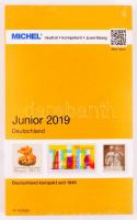 MICHEL Junior 2019 katalog, Michel Junior 2019 katalógus, MICHEL Junior 2019 katalog