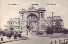 Budapest VII. Keleti Pályaudvar