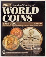 WORLD COINS katalógus 1901-2000 (2019)