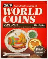 WORLD COINS katalógus 2001 (2019)