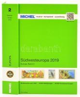 MICHEL Südwesteuropa-Katalog 2019 - Band 2, Michel Délnyugat-Európa 2019/2020 Band 2, MICHEL Südwesteuropa-Katalog 2019 - Band 2