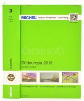 MICHEL Südeuropa-Katalog 2019 - Band 3, Michel Dél-Európa 2019/2020 Band 2.1 (A-J), MICHEL Südeuropa-Katalog 2019 - Band 3