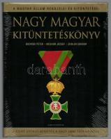 Bodrogi Péter-Molnár József-Zeidler Sándor: Nagy magyar kitüntetéskönyv