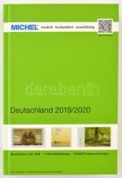 MICHEL DEUTSCHLAND-KATALOG 2019/2020, Michel - Németország katalógus 2019/2020, MICHEL DEUTSCHLAND-KATALOG 2019/2020