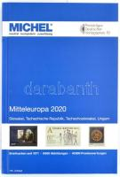 MICHEL Mitteleuropa 2020 (E2), Michel Közép-Európa katalógus 2020 (E2) 6081-2-2020, MICHEL Mitteleuropa 2020 (E2)
