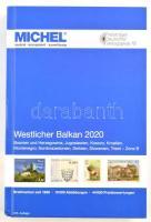 MICHEL Westlicher Balkan 2020 (E 6), Michel Nyugat-Balkán 2020, MICHEL Westlicher Balkan 2020 (E 6)