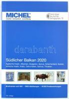 MICHEL Südlicher Balkan-Katalog 2020 (E 7), Michel Európa Dél-Balkán katalógus 2020 (E7), MICHEL Südlicher Balkan-Katalog 2020 (E 7)