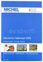 MICHEL Iberische Halbinsel 2020 (E 4), Michel Ibériai-Félsziget katalógus 2020 (E4) 6082-2-2020, MICHEL Iberische Halbinsel 2020 (E 4)