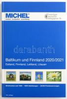 MICHEL Baltikum und Finnland-Katalog 2020/2021 (E 11), Michel Baltikum és Finnország katalógus 2020/2021, MICHEL Baltikum und Finnland-Katalog 2020/2021 (E 11)
