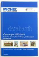 MICHEL Osteuropa-Katalog 2020/2021 (E 15), Michel Kelet-Európa Kárpát-Ukrajna, Ukrajna, Lengyelország, Fehéroroszország, Nyugat-Ukrajna, MICHEL Osteuropa-Katalog 2020/2021 (E 15)