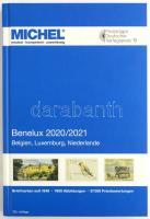 MICHEL Benelux-Katalog 2020/2021 (E 12), MICHEL Benelux-Katalog 2020/2021 (E 12)   6086-1-2020, MICHEL Benelux-Katalog 2020/2021 (E 12)