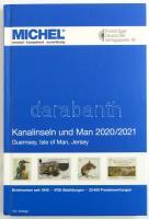 MICHEL Kanalinseln und Man-Katalog 2020/2021 (E 14) GB - Guernsey, GB - Isle of Man, GB - Jersey., MICHEL Csatorna-Szigetek GB - Guernsey, GB - Isle of Man, GB - Jersey. 2020/2021 (E 14)  6086-3-2020, MICHEL Kanalinseln und Man-Katalog 2020/2021 (E 14) GB - Guernsey, GB - Isle of Man, GB - Jersey.