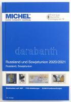 MICHEL Russland und Sowjetunion-Katalog 2020/2021 (E 16), MICHEL Oroszország és Szovjetunió katalógus 2020/2021 (E 16)   6087-2-2020, MICHEL Russland und Sowjetunion-Katalog 2020/2021 (E 16)