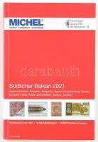 MICHEL Südlicher Balkan-Katalog 2021 (E 7), MICHEL Dél-Balkán katalógus 2021 (E 7) 6084-1-2021, MICHEL Südlicher Balkan-Katalog 2021 (E 7)