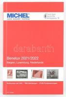 MICHEL Benelux-Katalog 2021/2022 (E 12), MICHEL Benelux katalógus 2021/2022 (E 12) 6086-1-2021, MICHEL Benelux-Katalog 2021/2022 (E 12)