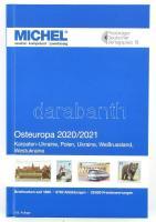 MICHEL Osteuropa-Katalog 2020/2021 (E 15), MICHEL Kelet-Európa katalógus 2020/2021 (E 15) 6087-1-2020, MICHEL Osteuropa-Katalog 2020/2021 (E 15)