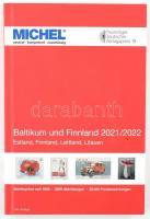 MICHEL Baltikum und Finnland-Katalog 2021/2022 (E 11), MICHEL Balti államok és Finnország 2021/2022 (E 11) 6085-2-2021, MICHEL Baltikum und Finnland-Katalog 2021/2022 (E 11)