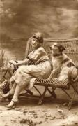 Lady with dog, Hölgy kutyával
