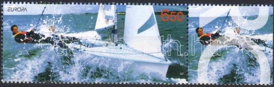 EUROPA CEPT margin stamp, EUROPA CEPT ívszéli bélyeg, EUROPA CEPT Marke mit Rand