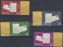 Eurpoa CEPT letters margin set, Europa CEPT levelek ívszéli sor, Europa CEPT Briefe Satz mit Rand