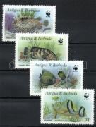 WWF Fishes set, WWF Halak sor, Weltweiter Naturschutz: Fische