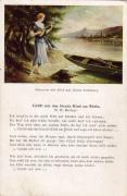 Oberwesel, Schönburg, 'Ich wandre in die weite Welt' (Grüsst mir das blonde Kind am Rhein), Oberwesel, Schönburg, 'Ich wandre in die weite Welt' (Grüsst mir das blonde Kind am Rhein)