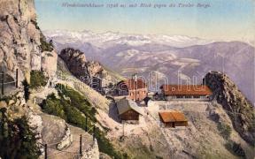 Wendelsteinhäuser, Tyrolean mountains, Wendelsteinhäuser, Tiroli hegység