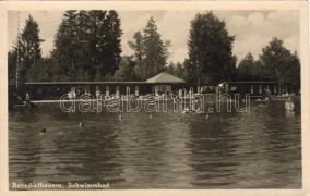 Benediktbeuern úszómedence, Benediktbeuern swimming pool