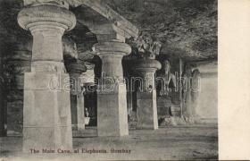 Elephanta Island, The main cave