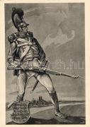 Bavarian soldier, Bajor katona
