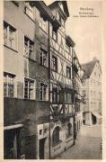 Nürnberg, house of Hans Sachs, Nürnberg, Hans Sachs ház