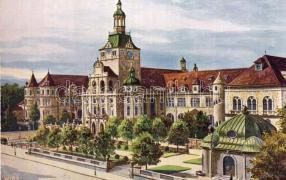 Munich, National museum, Wiro series, München, Nemzeti Múzeum, Wiro sorozat