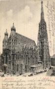 Bécs, Szent István-székesegyház, Vienna, St. Stephen's Cathedral