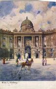 Bécs I. Hofburg /császári palota, Vienna I. Hofburg / palace