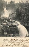 Krimml waterfall, Krimml vízesés