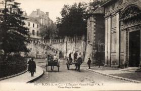 Blois, l'Escalier Victor Hugo / staircase
