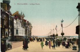 Malo-les-Bains, La Digue Fleurie / automobile